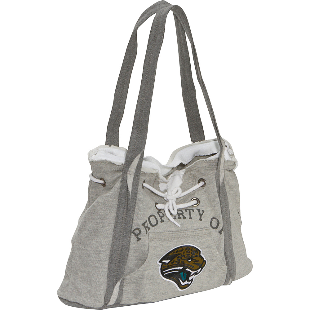 Littlearth NHL Hoodie Purse Grey/Florida Panthers Florida Panthers - Littlearth Fabric Handbags - Handbags, Fabric Handbags