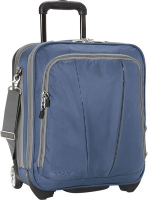 eBags TLS Vertical Mobile Office Blue Yonder - eBags Wheeled Business Cases