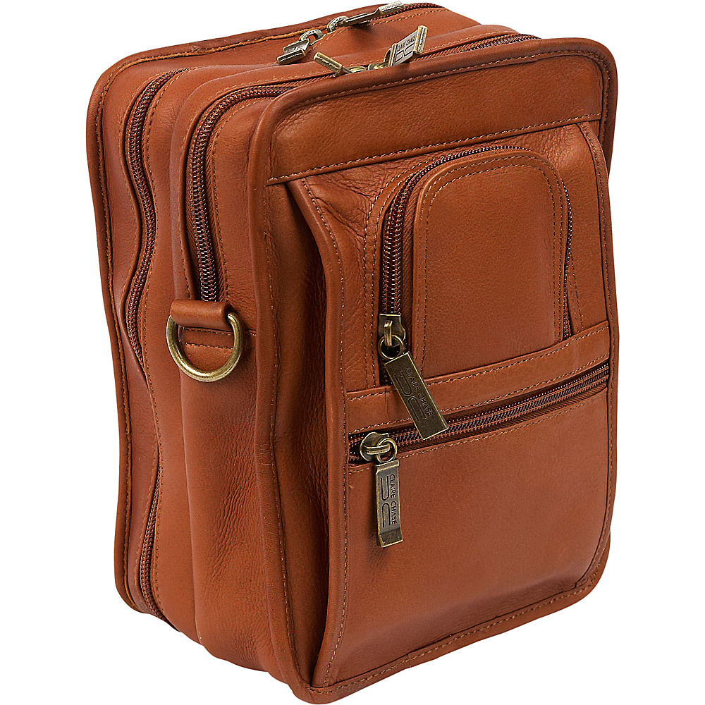 ClaireChase Ultimate Man Bag - Saddle - Work Bags & Briefcases, Other Men's Bags