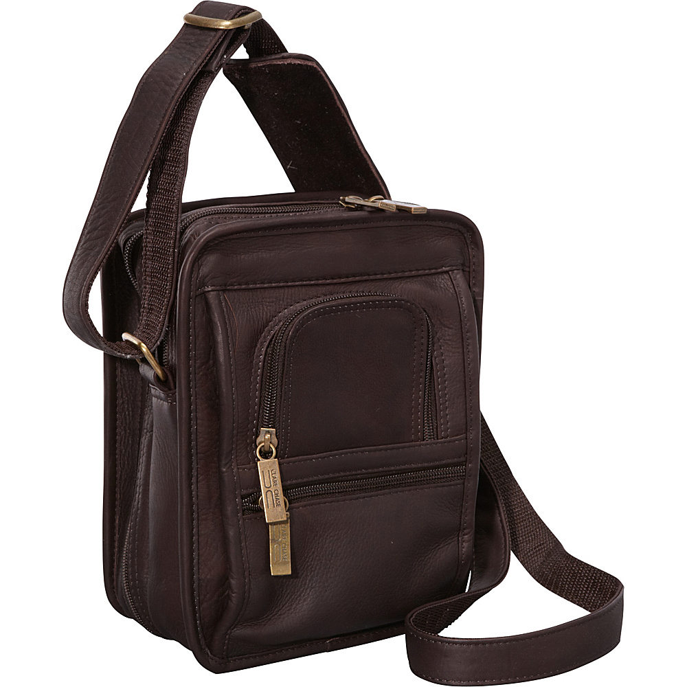 ClaireChase Ultimate Man Bag - Cafe - Work Bags & Briefcases, Other Men's Bags