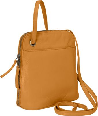 Latico Leathers Lilly Gold - Latico Leathers Leather Handbags