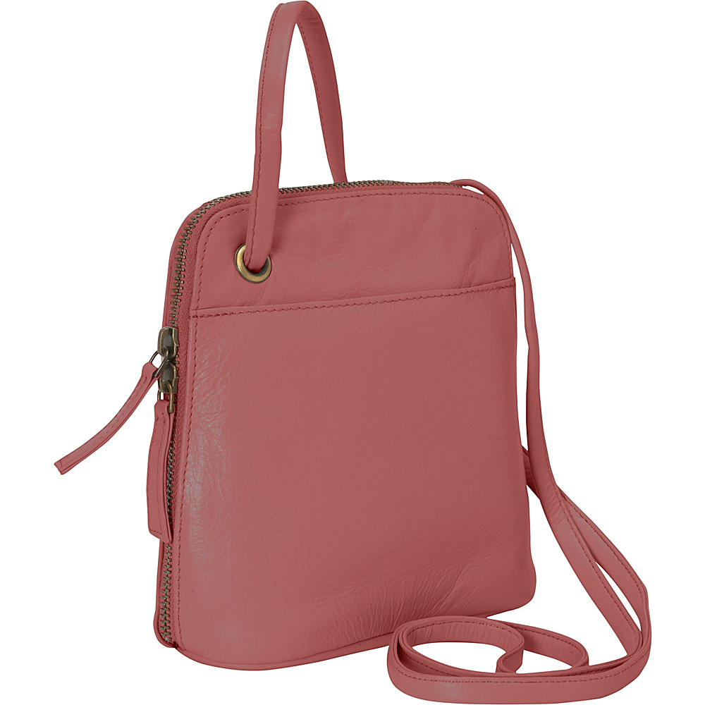 Latico Leathers Lilly Pink - Latico Leathers Leather Handbags - Handbags, Leather Handbags