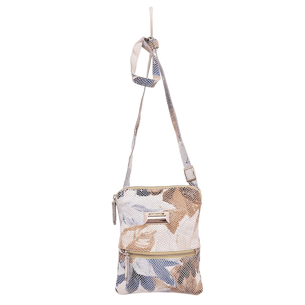 Latico Leathers Dora Crossbody Lagoon - Latico Leathers Leather Handbags - Handbags, Leather Handbags