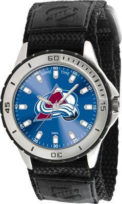 Game Time Veteran - NHL - Colorado Avalanche Black