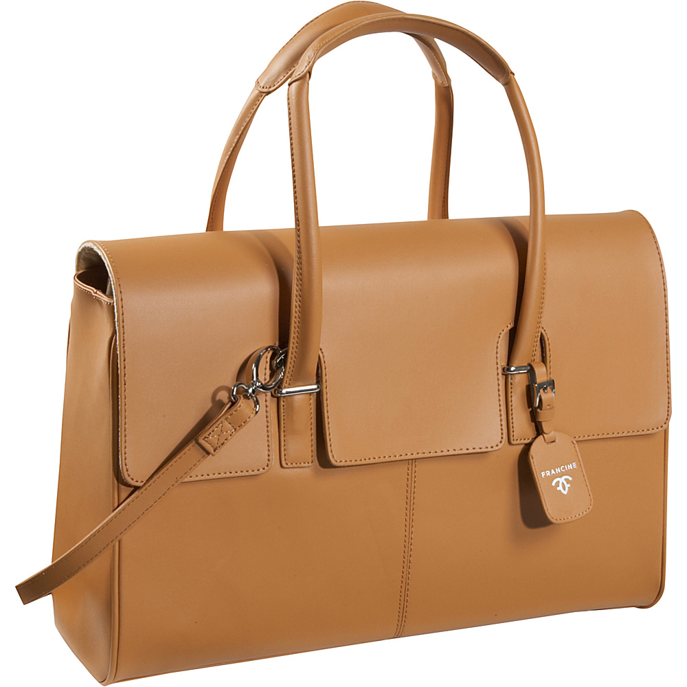 Women In Business Francine Collection - London Leather - Work Bags & Briefcases, Non-Wheeled Business Cases