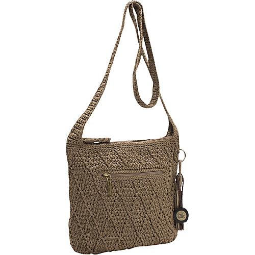 The Sak Casual Classics Crochet Crossbody Bag