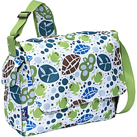 Lily Frogs Diaper Bag Lily Frogs