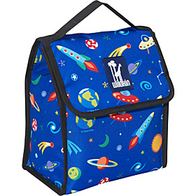Olive Kids Out of this World Munch 'n Lunch Bag Olive Kids Out of This World
