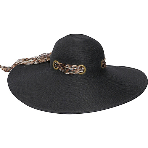 San Diego Hat Floppy - Black