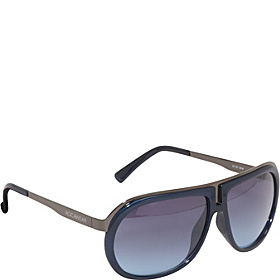 Aviator Sunglasses Blue Matte