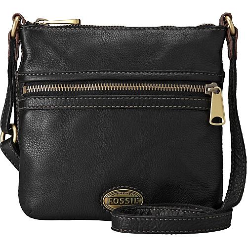 Fossil Explorer Minibag - Black