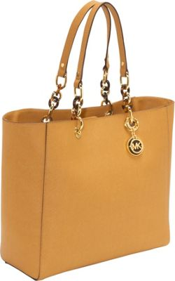 Monsac Paulina N/S Leather Tote
