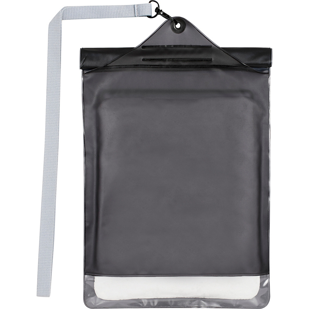 Travelon Waterproof iPad Pouch White - Travelon Electronic Cases - Technology, Electronic Cases