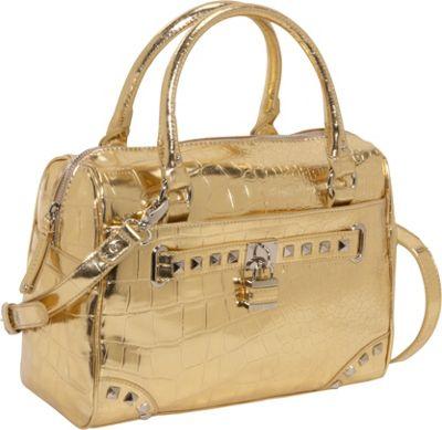 Nine West Handbags Lock of the Draw Satchel