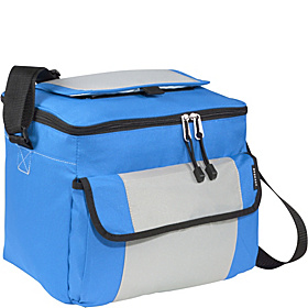 Cooler Bag - Large Royal Blue Gray