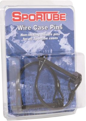 Sportube Pin Pack Black - Sportube Ski and Snowboard Bags
