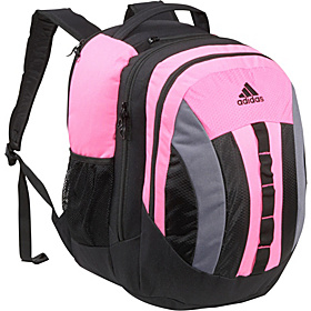 Coogan Backpack Lead/Intense Pink