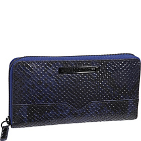 Python Large Zip Wallet Royal