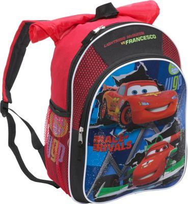 Disney Cars 2 Hoodie Backpack