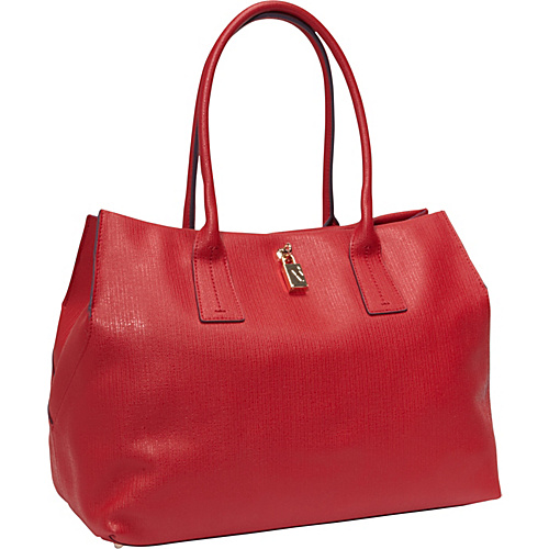 Furla Papermoon Medium Shopper Lipstick - Pink - Furla Designer Handbags