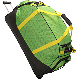 Trucker 8800 Wheeled Gear Bag Green Hive