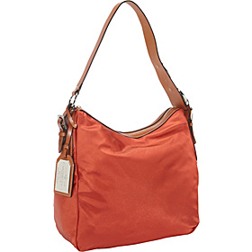 Farringdon Nylon Hobo Hunting Orange