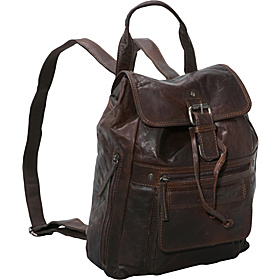 Spikes & Sparrow Collection Backpack Brown