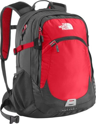 The North Face Yavapai TNF Red/Asphalt Grey - The North Face Laptop Backpacks