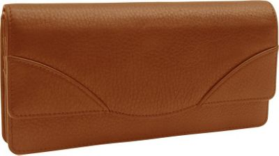 TUSK LTD Donington Napa French Clutch Wood - TUSK LTD Women's Wallets 10376403