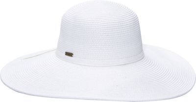 Sun 'N' Sand Shoreline Hues One Size - White - Sun 'N' Sand Hats/Gloves/Scarves