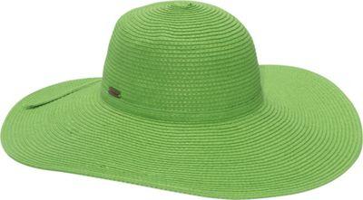 Sun 'N' Sand Shoreline Hues One Size - Lime Green - Sun 'N' Sand Hats/Gloves/Scarves