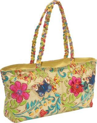 Sun 'N' Sand Madison Garden Multi - Sun 'N' Sand Fabric Handbags