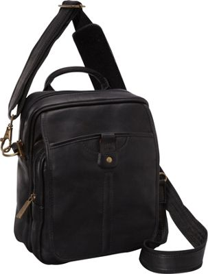 ClaireChase Classic iPad Man Bag Black - ClaireChase Other Men's Bags