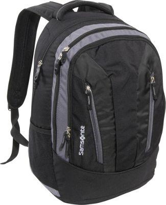 Samsonite Mansfield Backpack Black Samsonite Laptop Backpacks