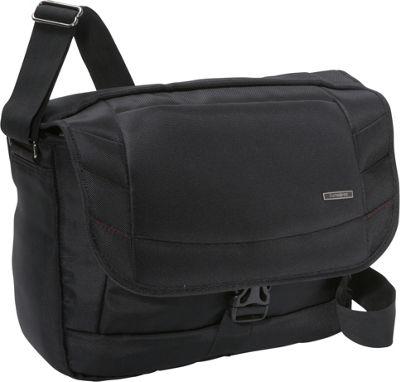 Samsonite Xenon 2 Messenger Bag Black - Samsonite Messenger Bags
