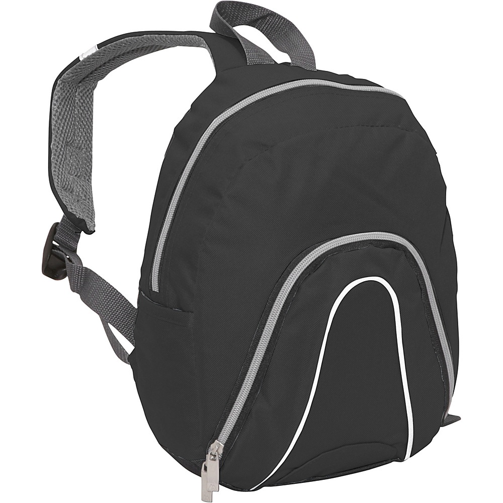 Everest Posh Junior Backpack Black Everest Everyday Backpacks