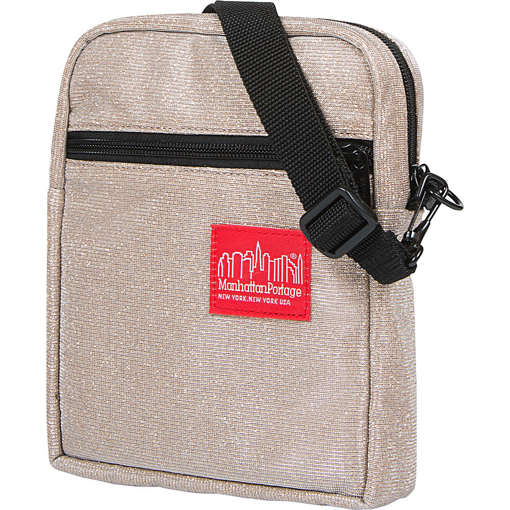 Manhattan Portage Midnight City Lights (SM) Champange - Manhattan Portage Fabric Handbags - Handbags, Fabric Handbags