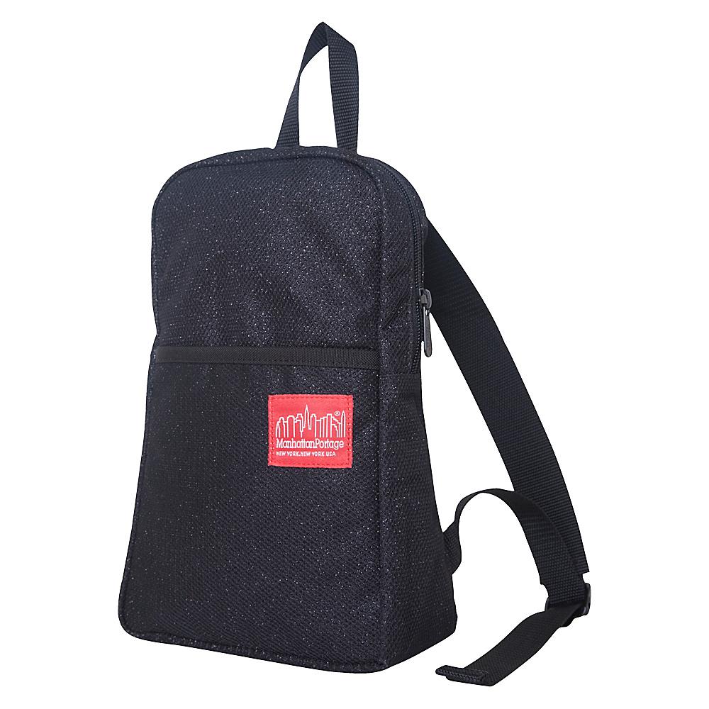Manhattan Portage Midnight Ellis Backpack Black - Manhattan Portage Fabric Handbags - Handbags, Fabric Handbags