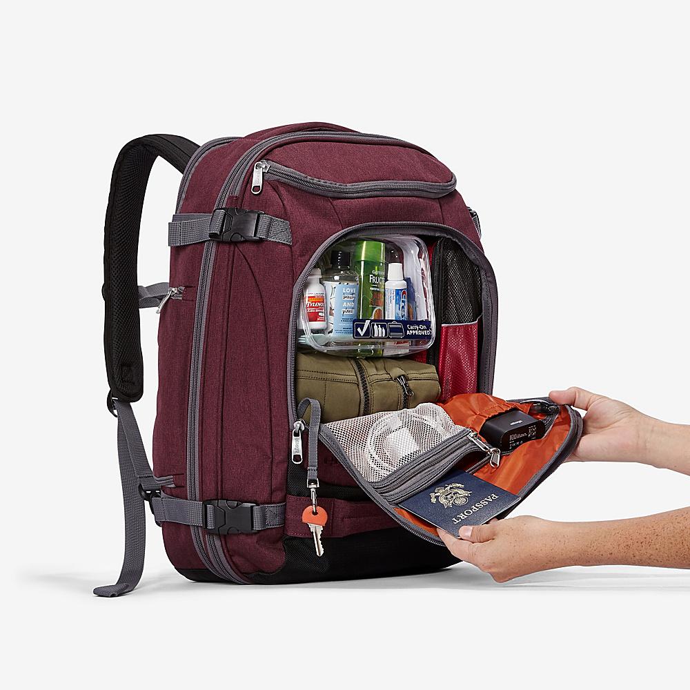 eBags TLS Mother Lode Weekender Convertible Junior Blue Yonder - eBags Travel Backpacks