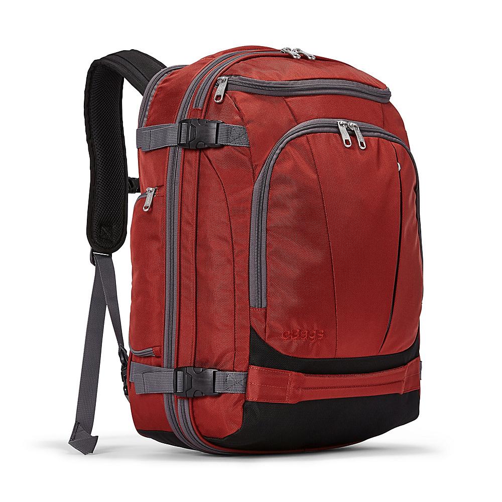 eBags TLS Mother Lode Weekender Convertible Junior Sinful Red - eBags Travel Backpacks - Backpacks, Travel Backpacks