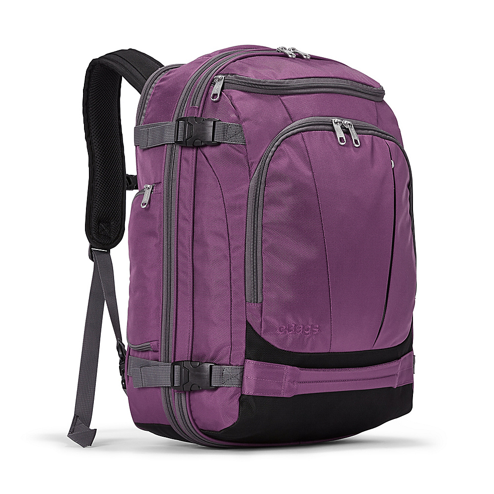 eBags TLS Mother Lode Weekender Convertible Junior Eggplant - eBags Travel Backpacks