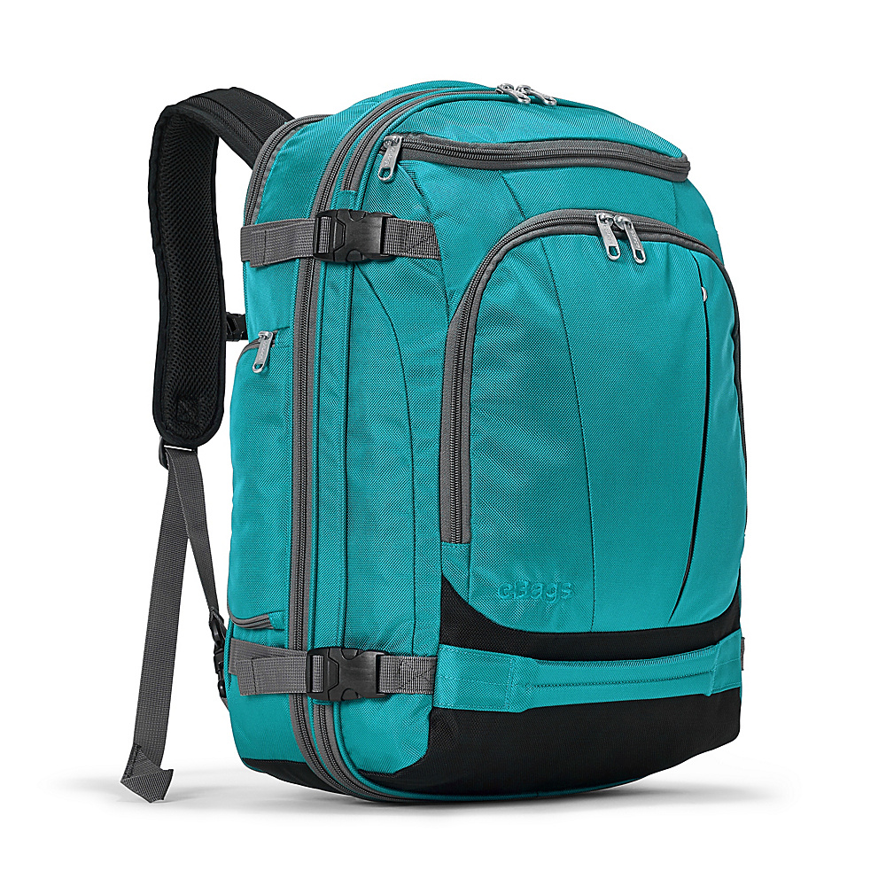 eBags TLS Mother Lode Weekender Convertible Junior Tropical Turquoise - eBags Travel Backpacks