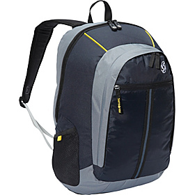 Junior Medium Backpack Navy/Grey