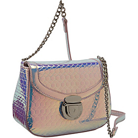 Magic Mirror Crossbody Pink AB/Pink AB