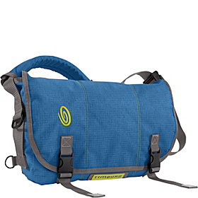 Eco-Friendly Full-Cycle Messenger Bag - XS Blue