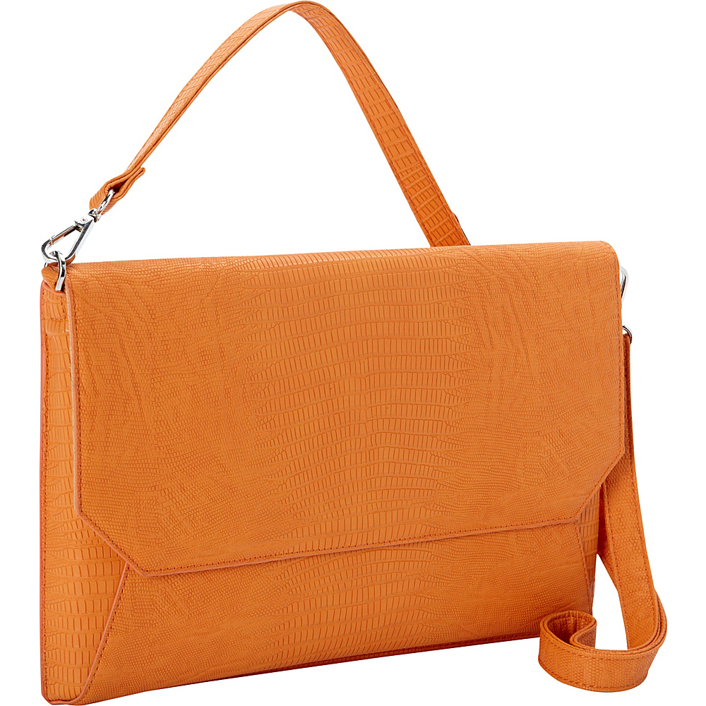 Women In Business Francine Collection Laptop Sleeve for 11 MacBook Air Orange Women In Business Electronic Cases