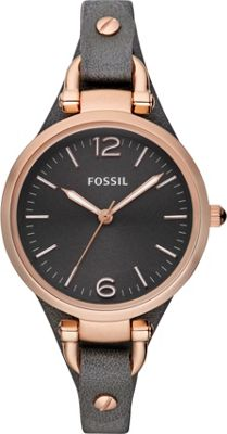Fossil Georgia Ash Grey - Fossil Watches