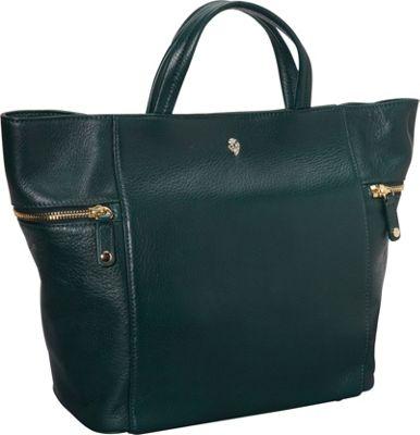 Helen Kaminski Dietrich Emerald - Helen Kaminski Designer Handbags