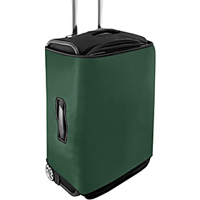 Large Luggage Cover - Solids Green