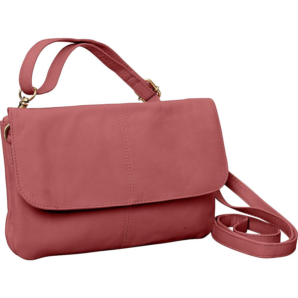 Latico Leathers Lidia Pink - Latico Leathers Leather Handbags - Handbags, Leather Handbags